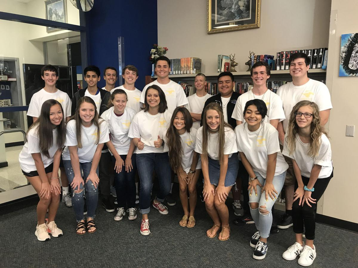 FHS students exemplify respect