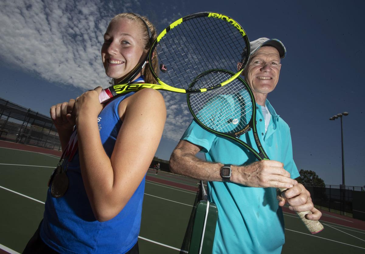 Clear Springs State Tennis Feature