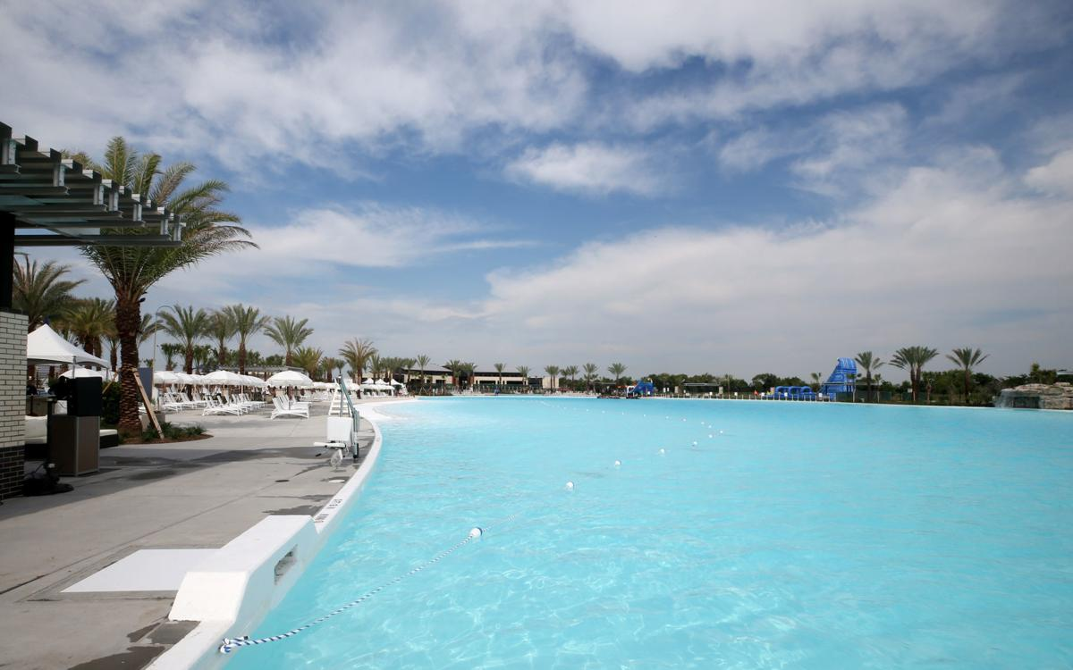 Crystal Lagoon Opens To Lago Mar Residents Local News The Daily News