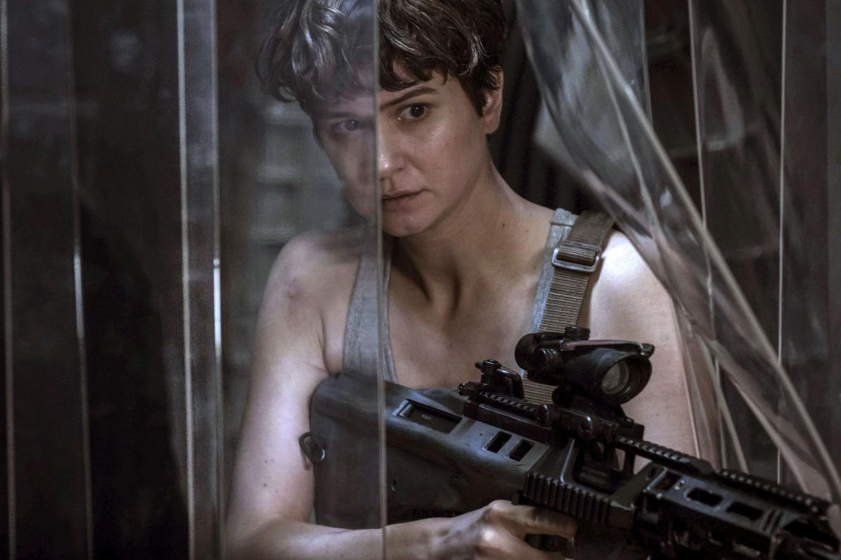 Film Review Alien: Covenant