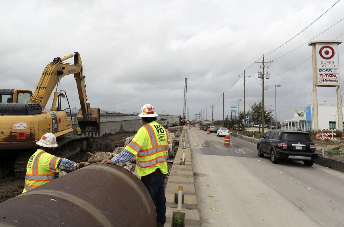 FM 646 construction affects businesses