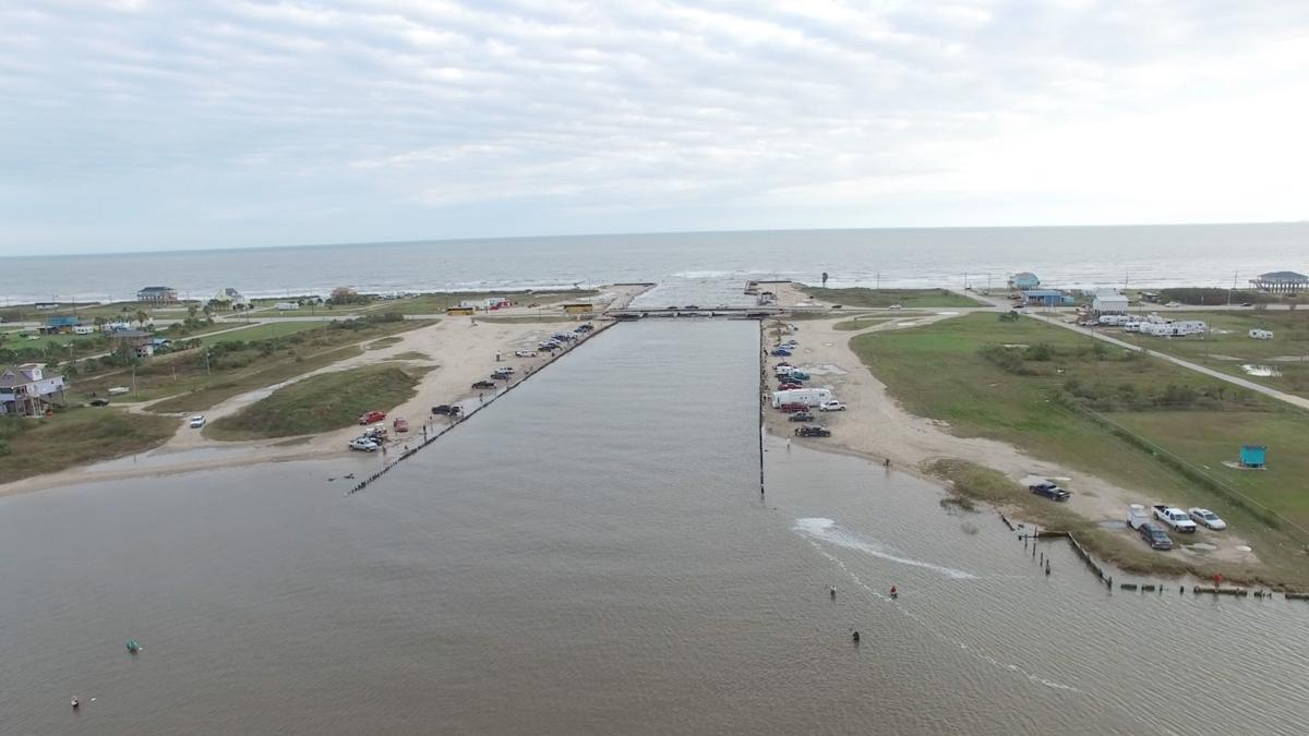 Galveston County chooses firm to navigate process of using eminent domain on Rollover Pass