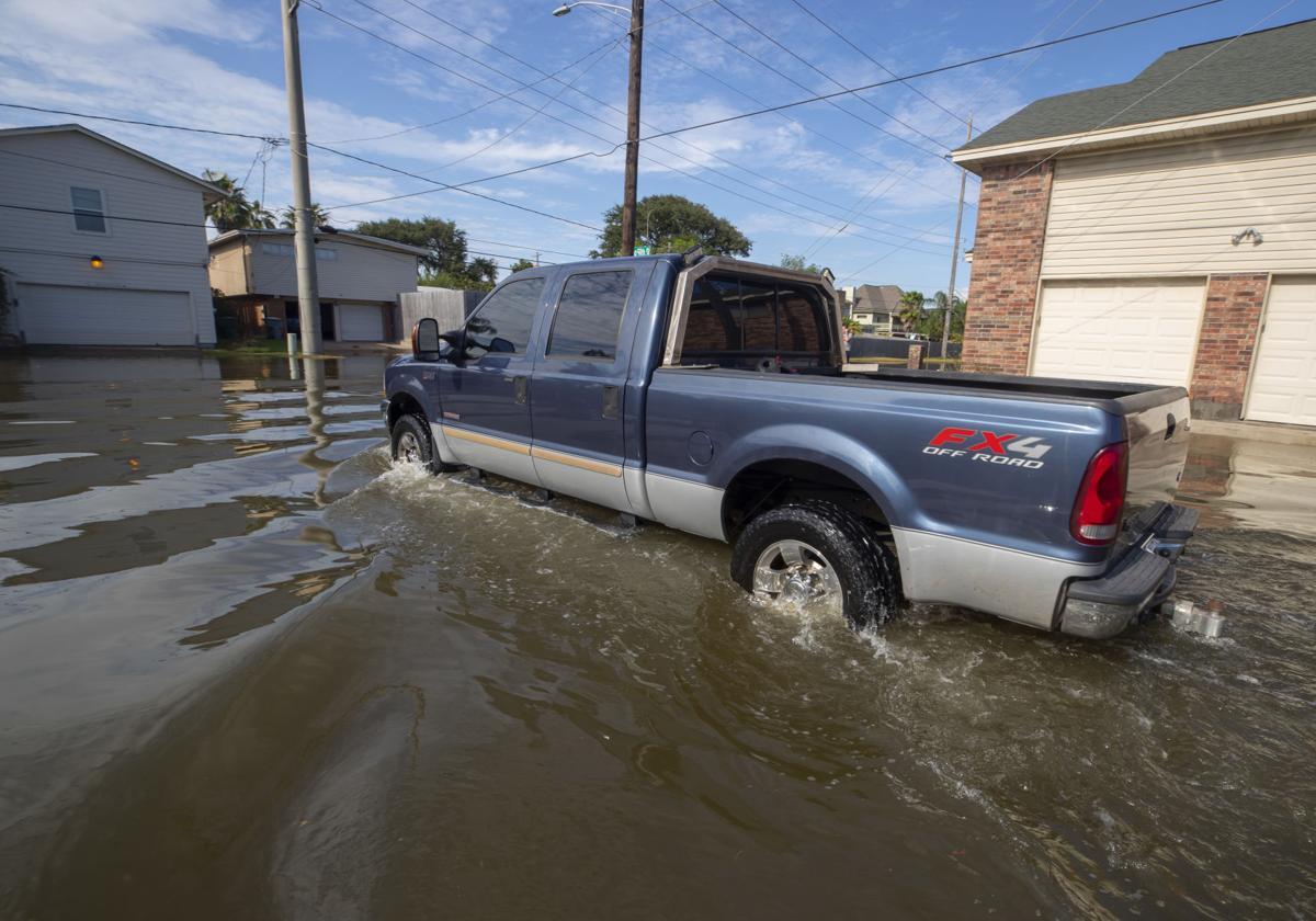 Galveston Tidal Flooding