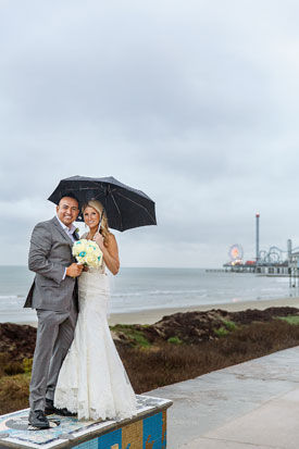Amy Cleveland Weds Paul Perez