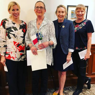 DAR chapter welcomes new member