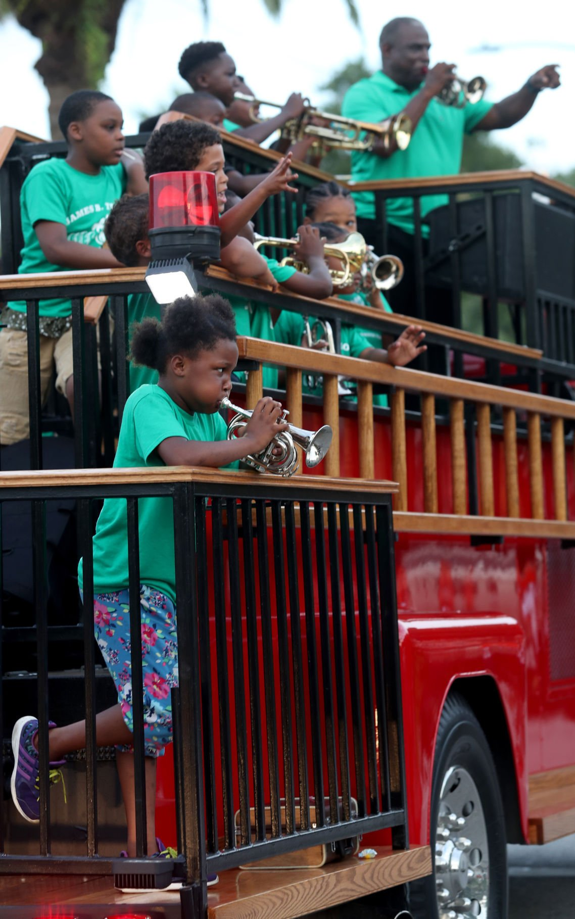 Galveston celebrates Juneteenth with annual parade