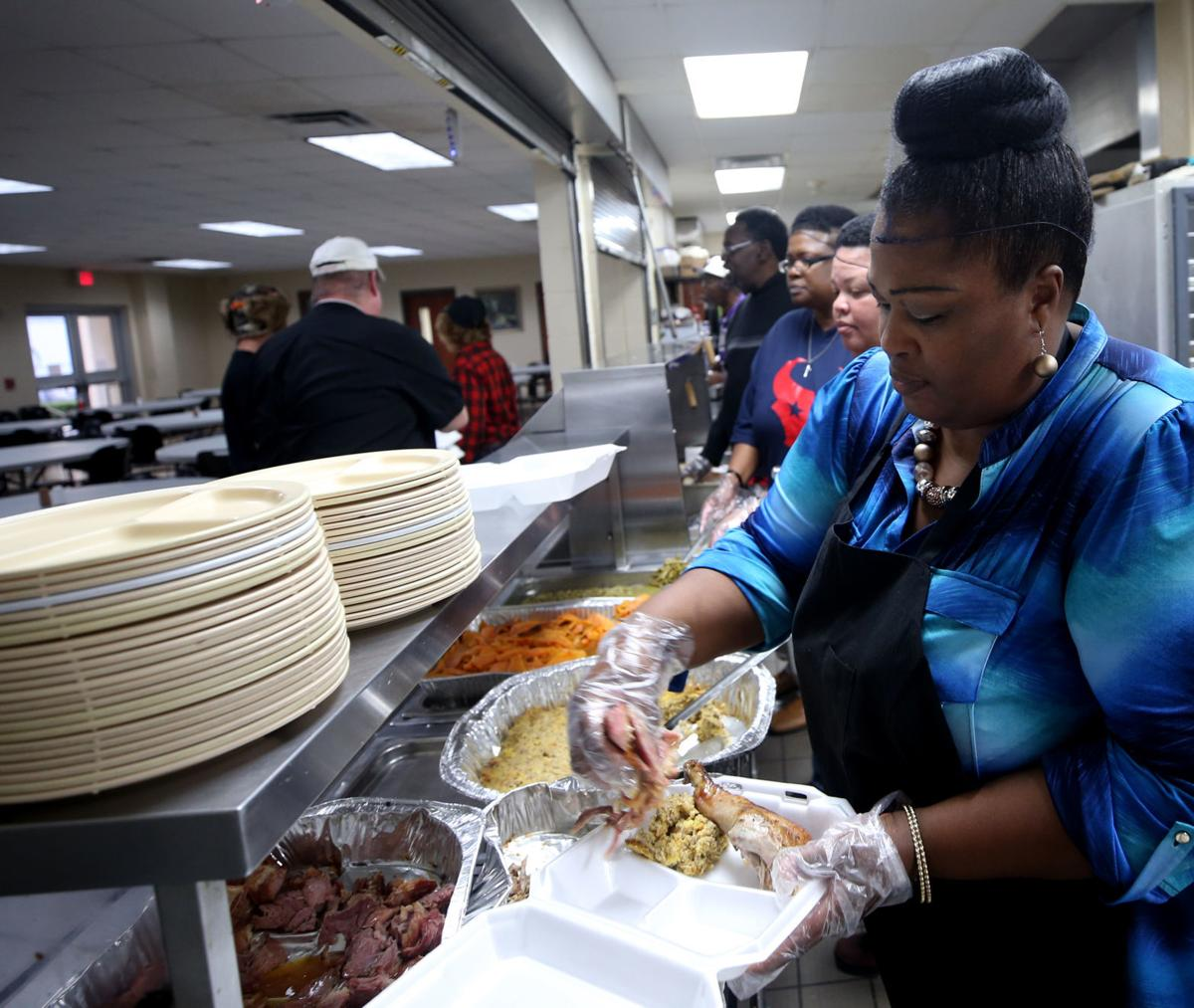 Salvation Army preparing for Thanksgiving feast