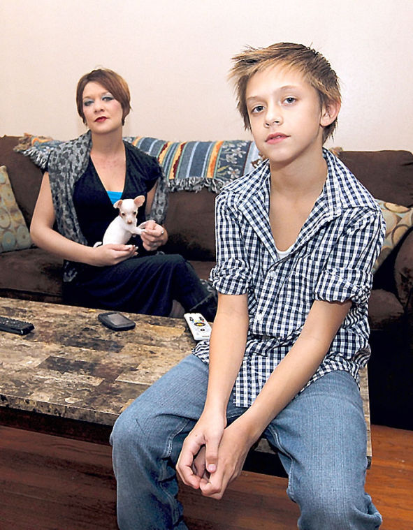 6th-grader defends himself, sister with toy BB pistol against bullies
