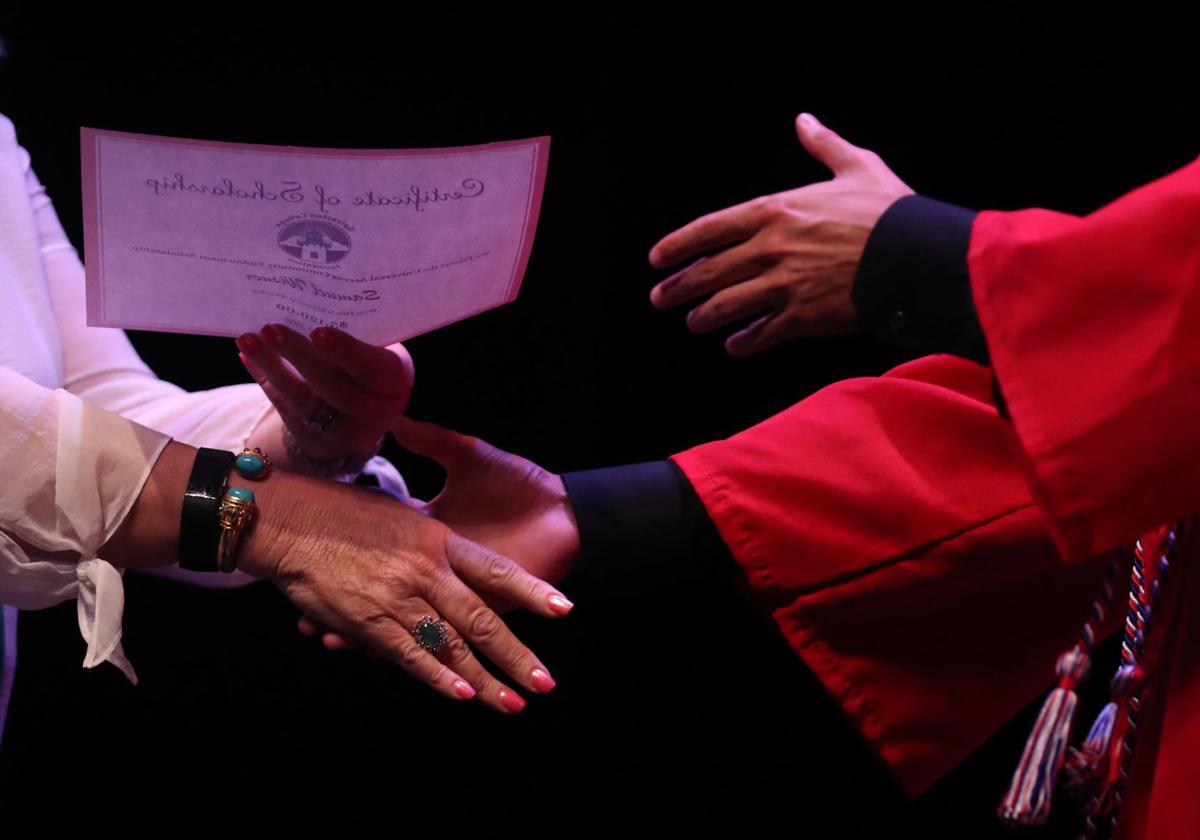 O'Connell graduation