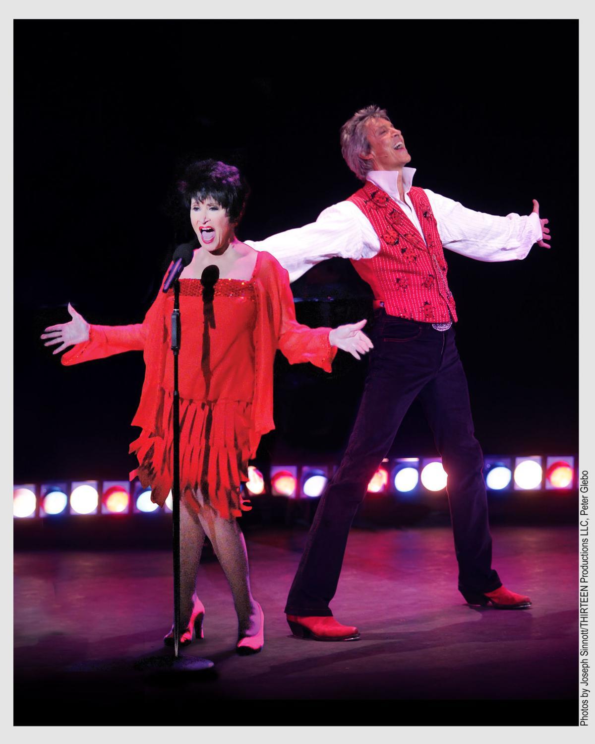 Chita Rivera & Tommy Tune