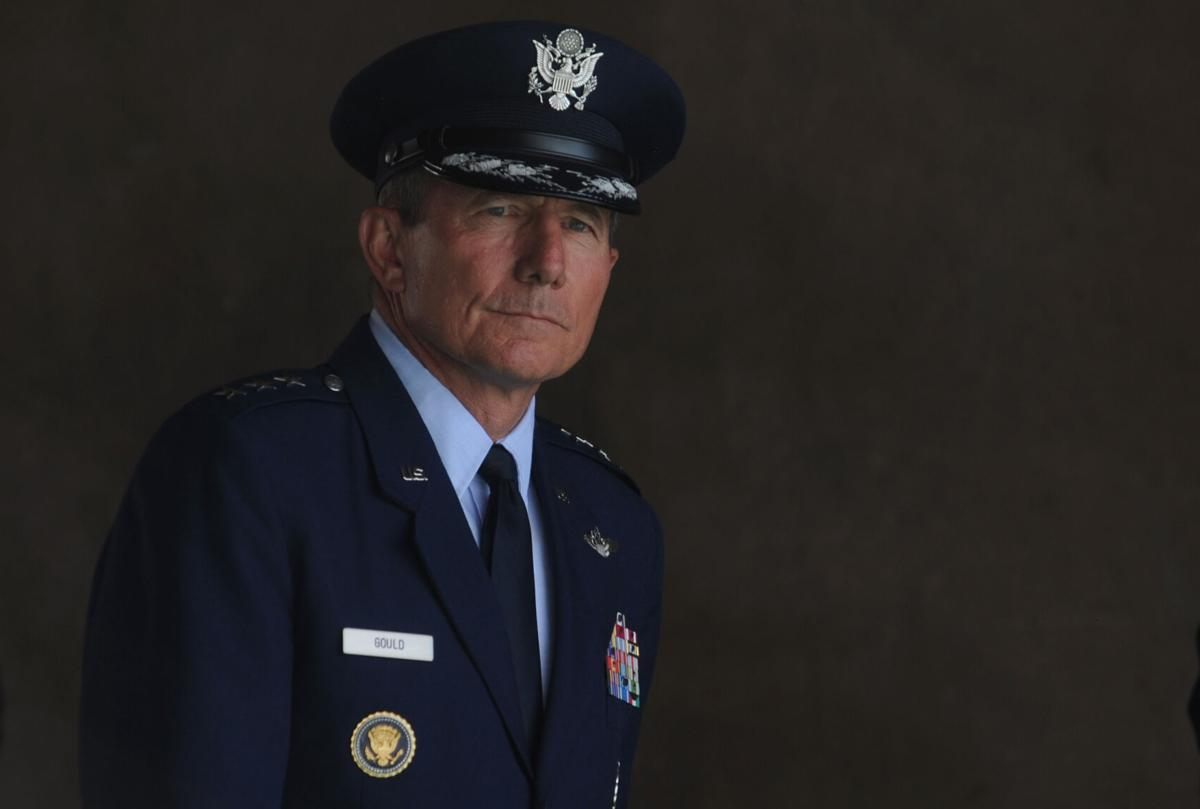Retired Lt. Gen. Michael Gould ready for intense College Football Playoff committee commitment