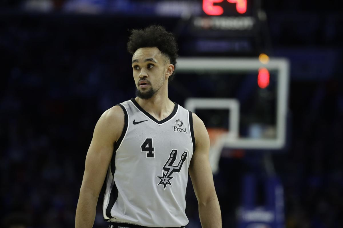 8317cad6b Former UCCS standout Derrick White has seen production explode with ...