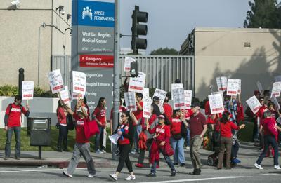 Kaiser Hospitals Strike (copy)