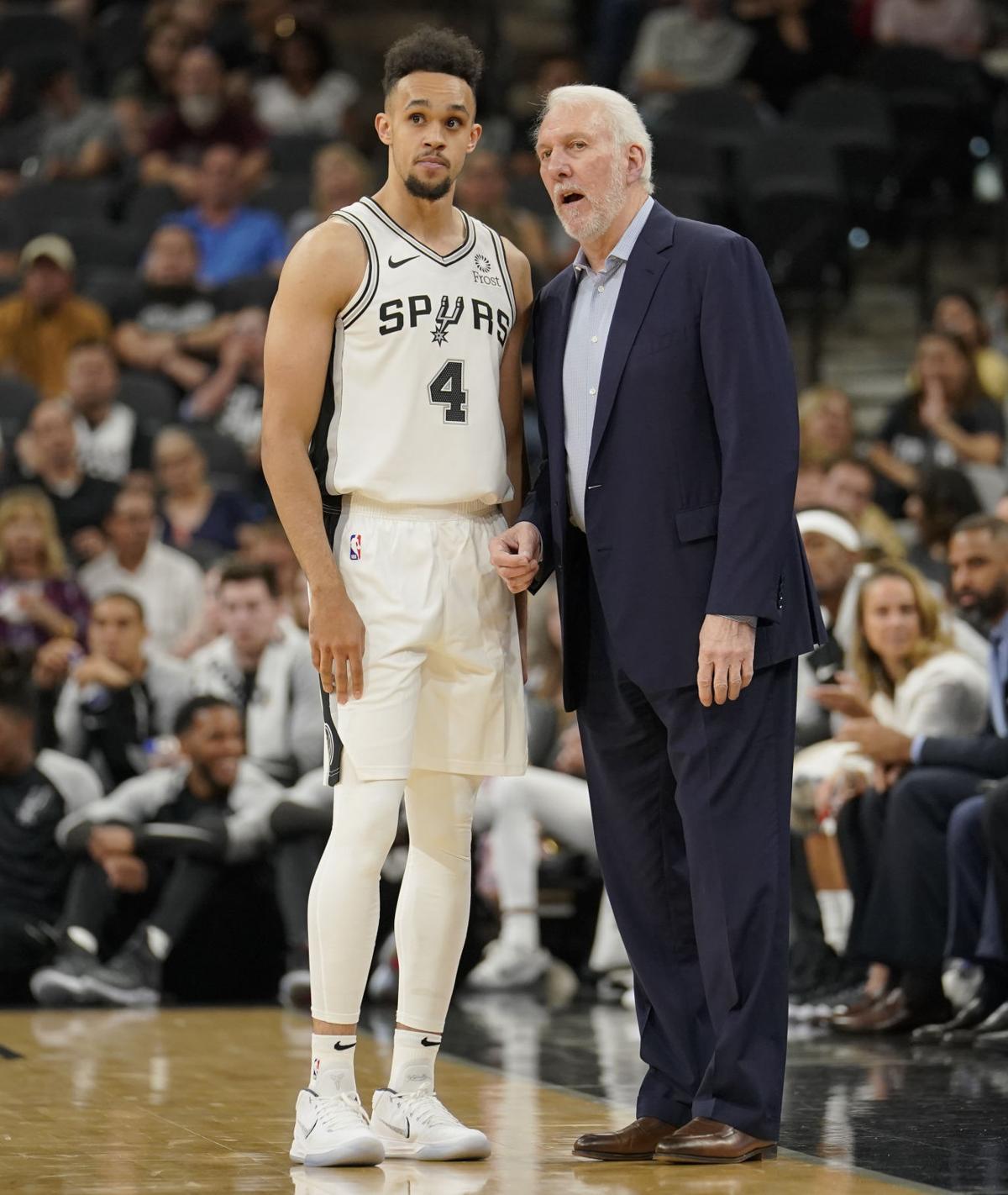 Heat Spurs Basketball