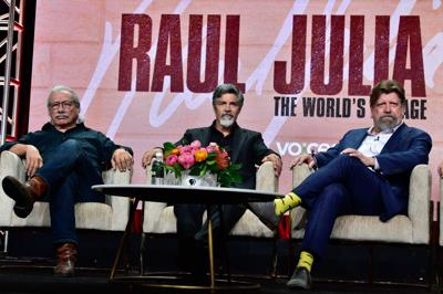 "AMERICAN MASTERS ""Raúl Juliá: The World's a Stage"""