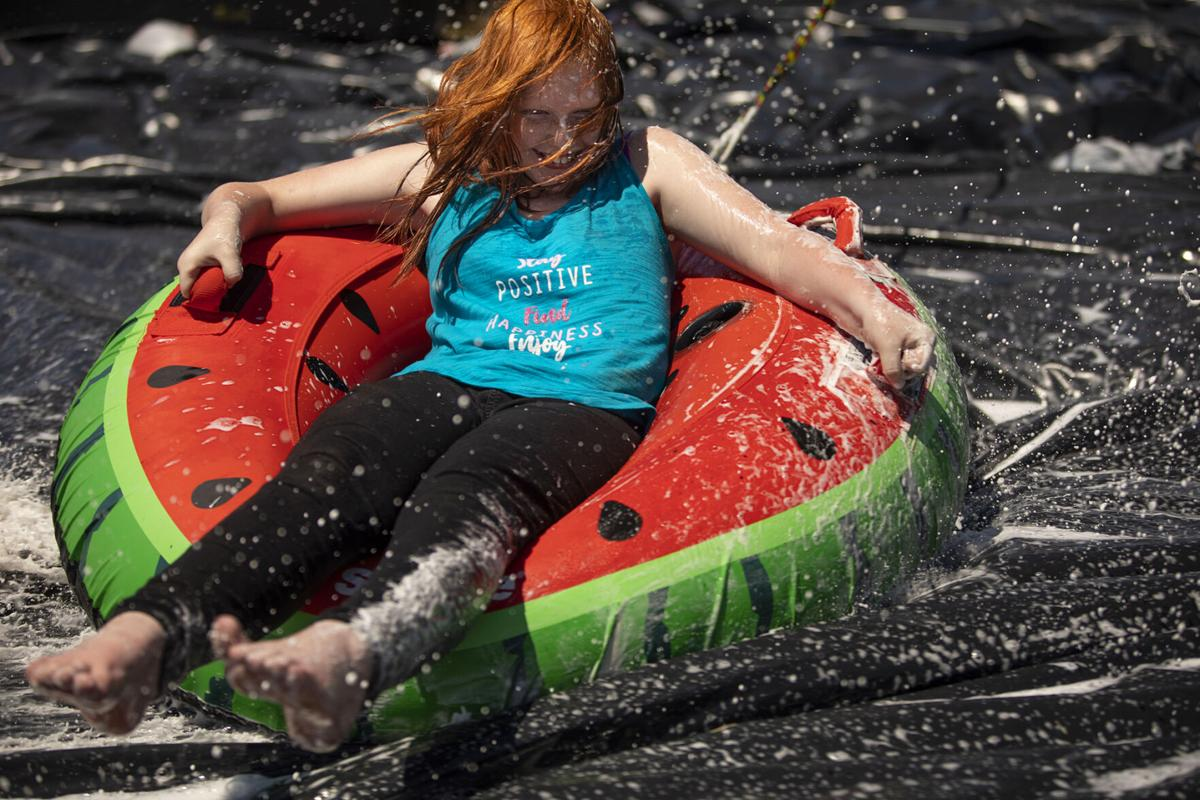 Watermelon festival a juicy, fun time for all