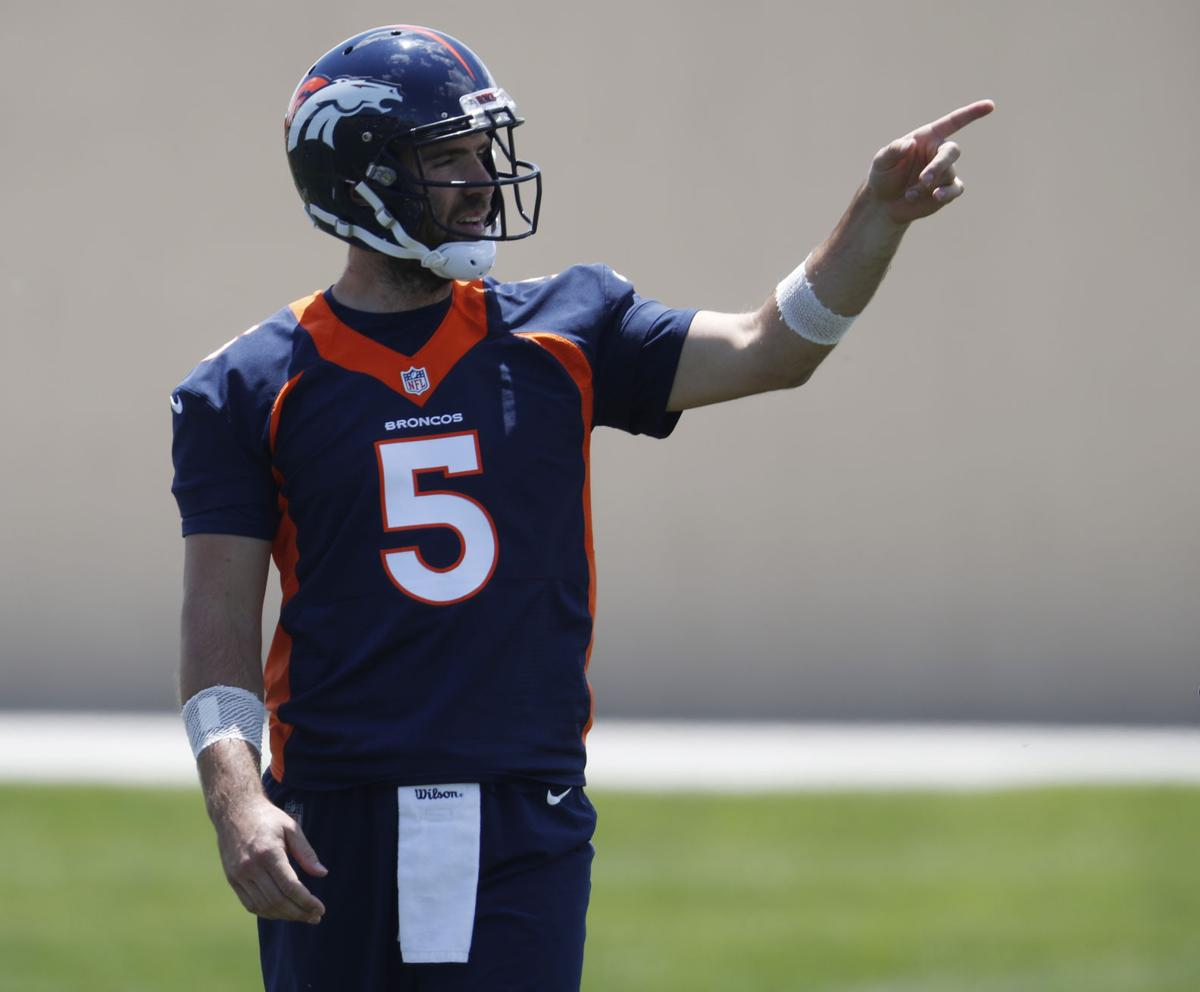 f50edfc0 Paul Klee: John Elway takes new approach in his 25th training camp ...