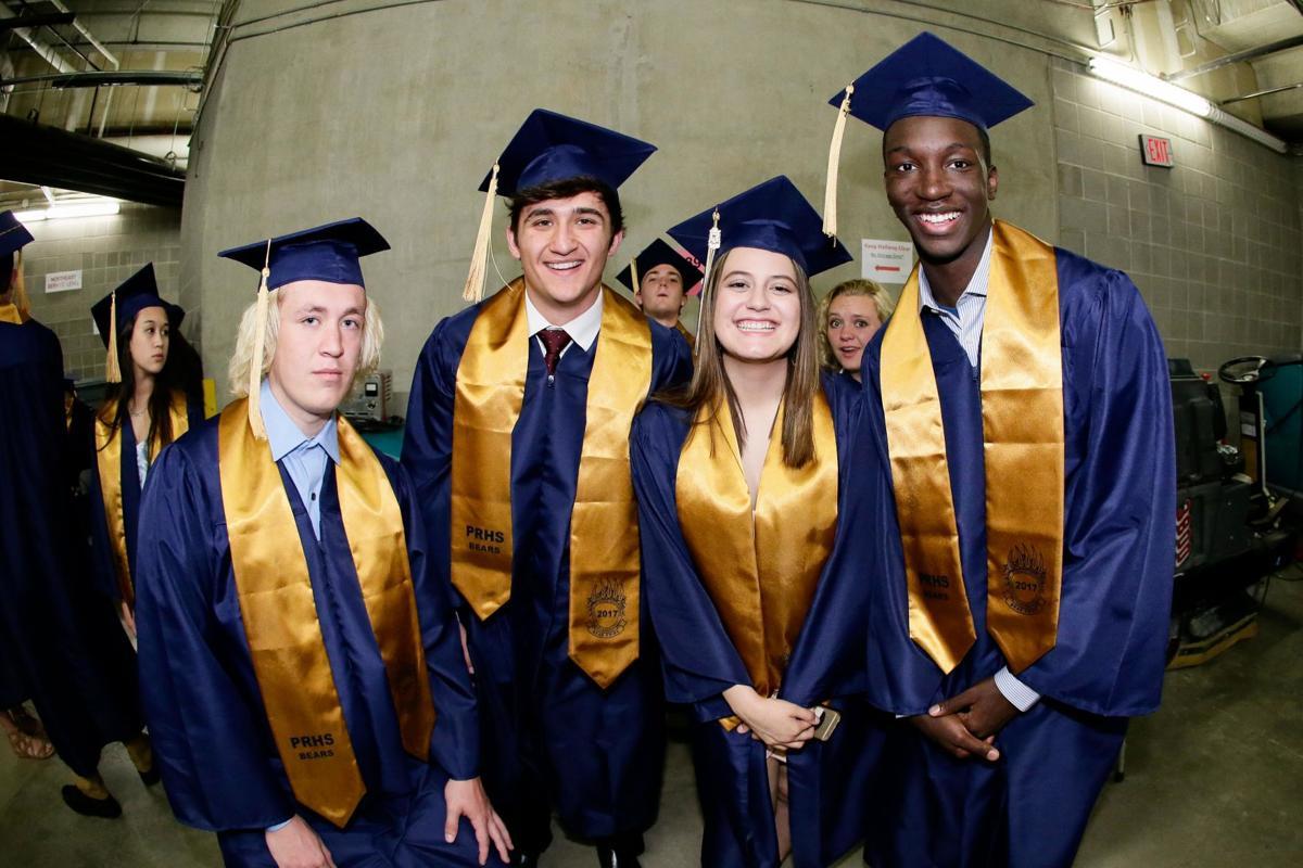 PALMER RIDGE HIGH SCHOOL GRADUATION