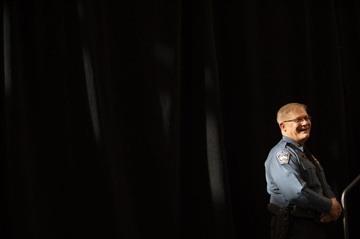 Deputy Chief Vince Niski