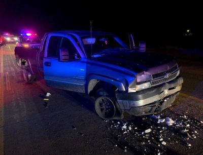 Stolen truck pursuit in Longmont