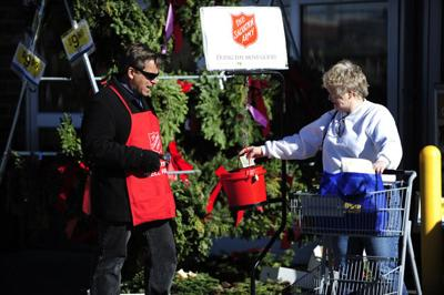 Colorado Springs Salvation Army in need of bell ringers to meet holiday fundraising goal