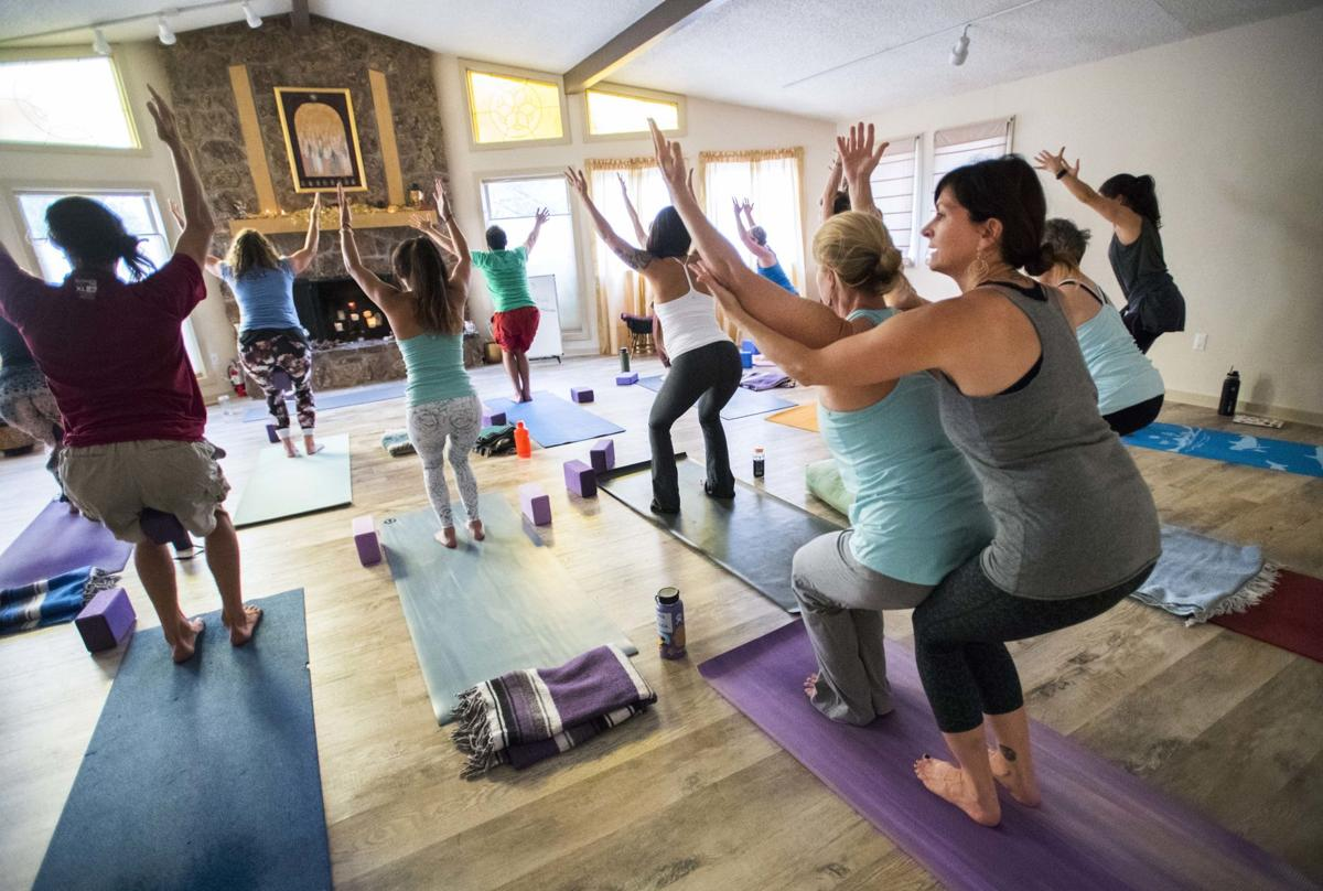where to yoga in colorado springs