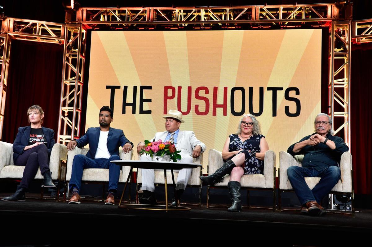 """VOCES """"The Pushouts"""""""