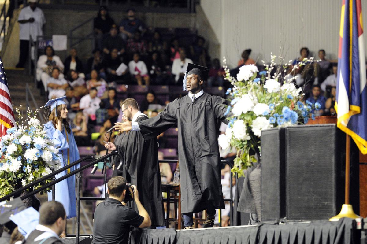 Vista Ridge High School Graduation