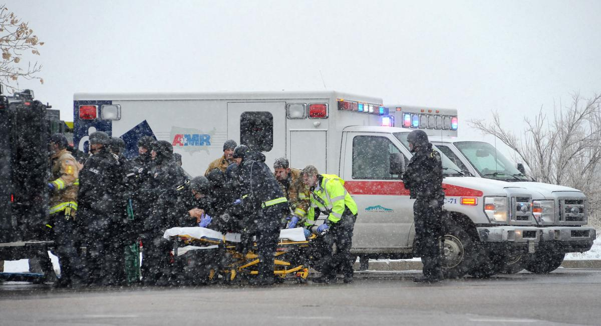 Silence and pain on anniversary of Colorado Springs Planned Parenthood shooting