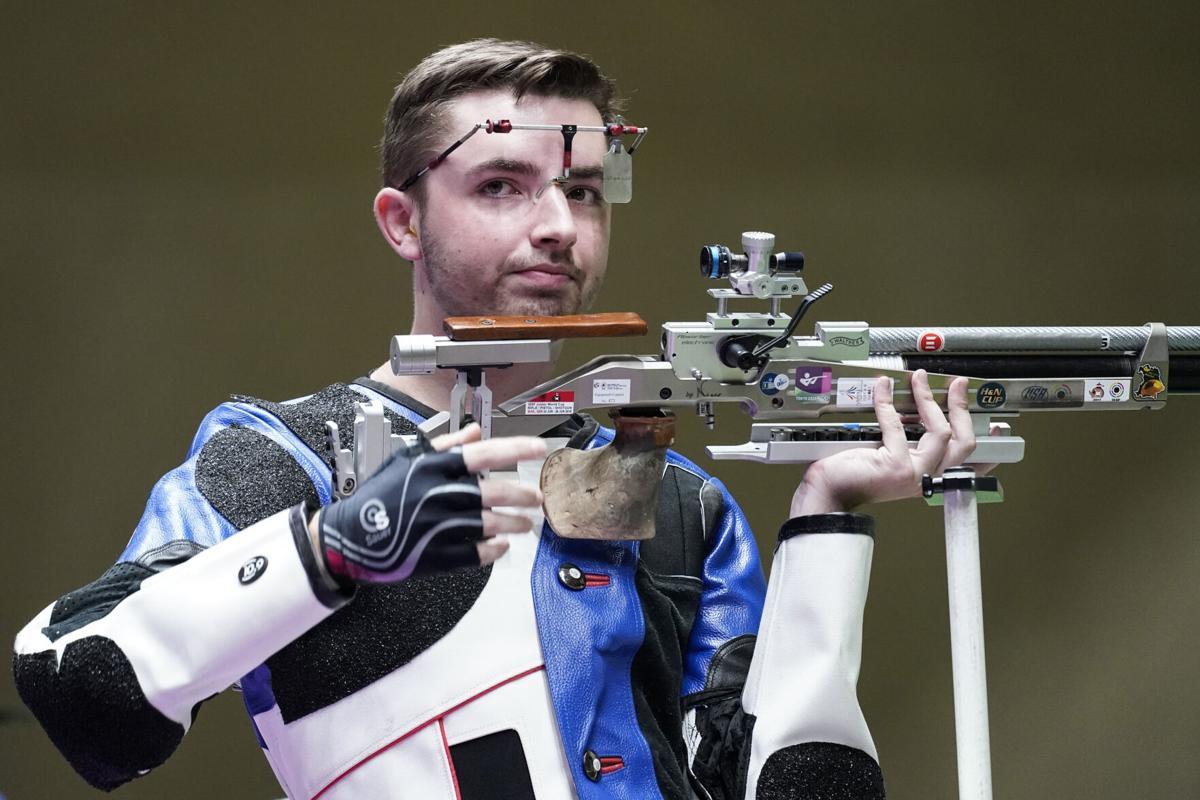 Tokyo Olympics Shooting Shaner2