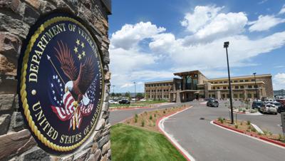 The new VA Outpatient Clinic opened Monday, August 18, 2014, at 3141 Centennial Blvd. (The Gazette/Jerilee Bennett)
