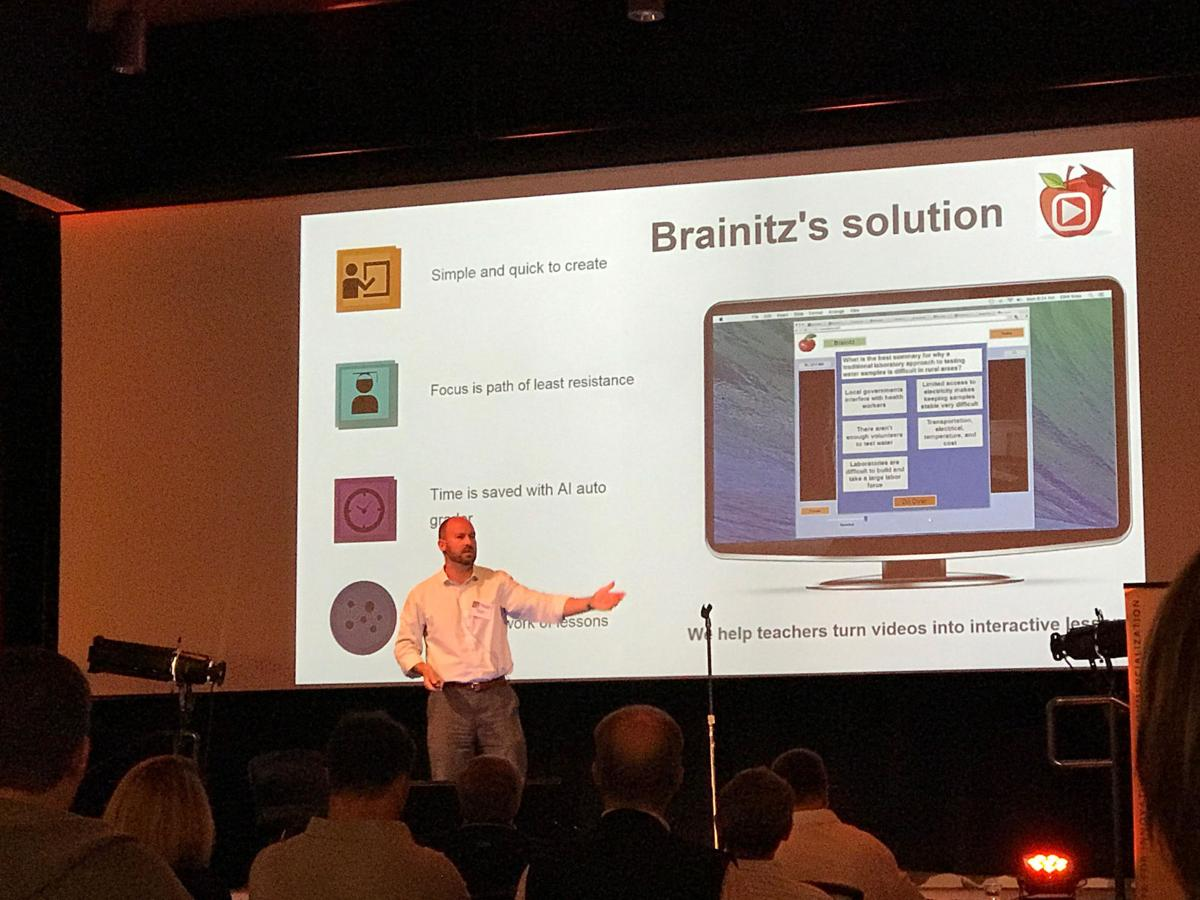 Colorado Springs' startup 'Brainitz' is head of the class