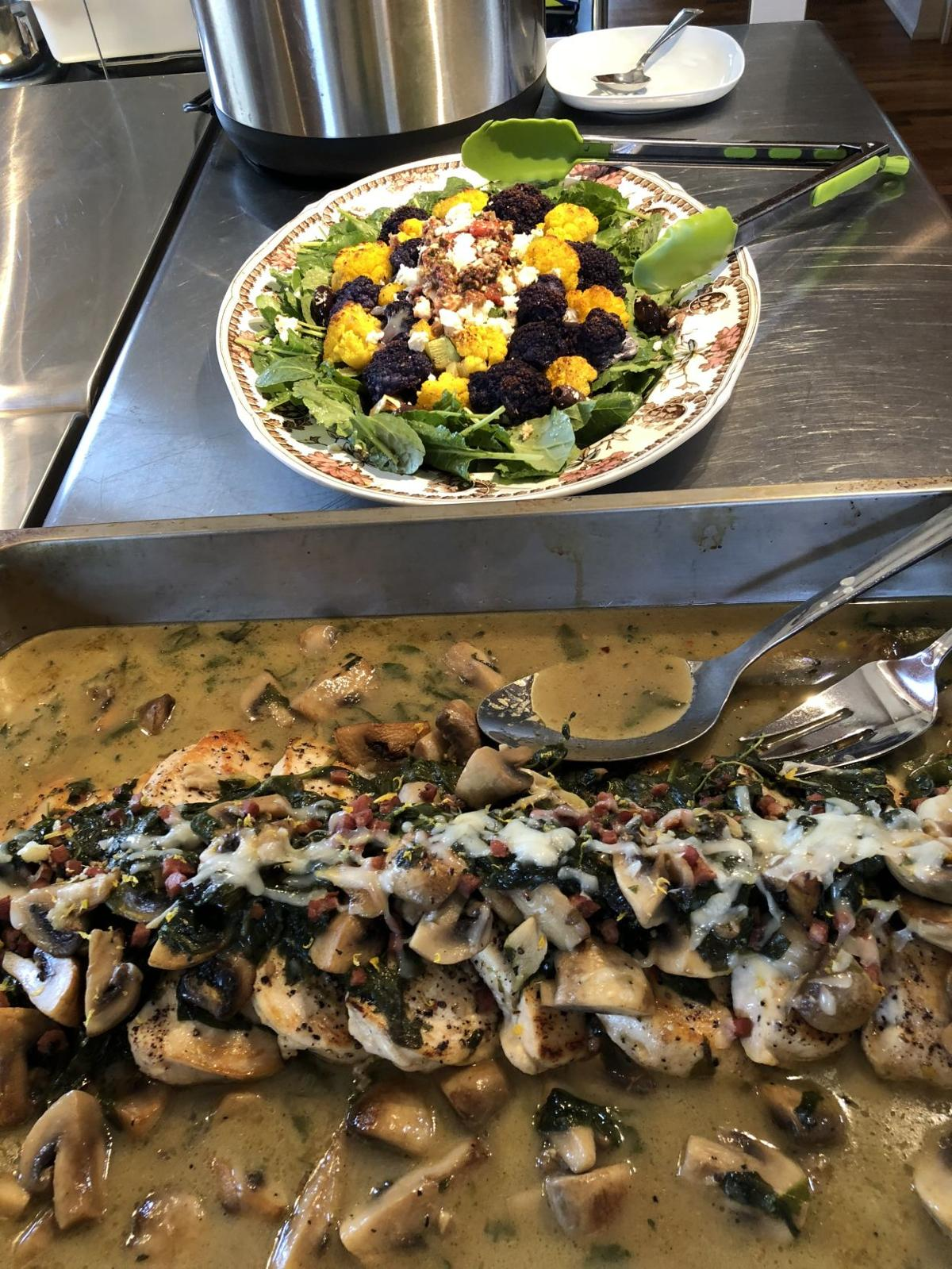 Colorado Springs chef offers lunch and learn class