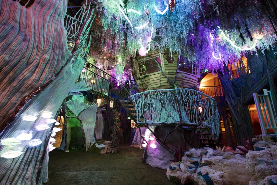Santa Fe-based Meow Wolf offers three-day music, art experience in Denver