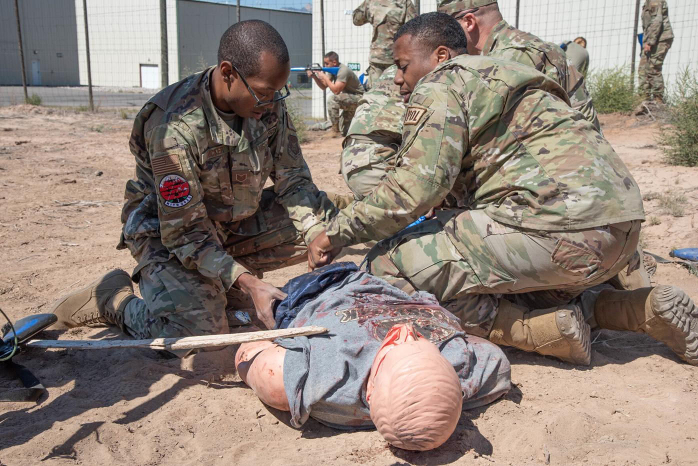 Rally the Rockies - combat casualty care