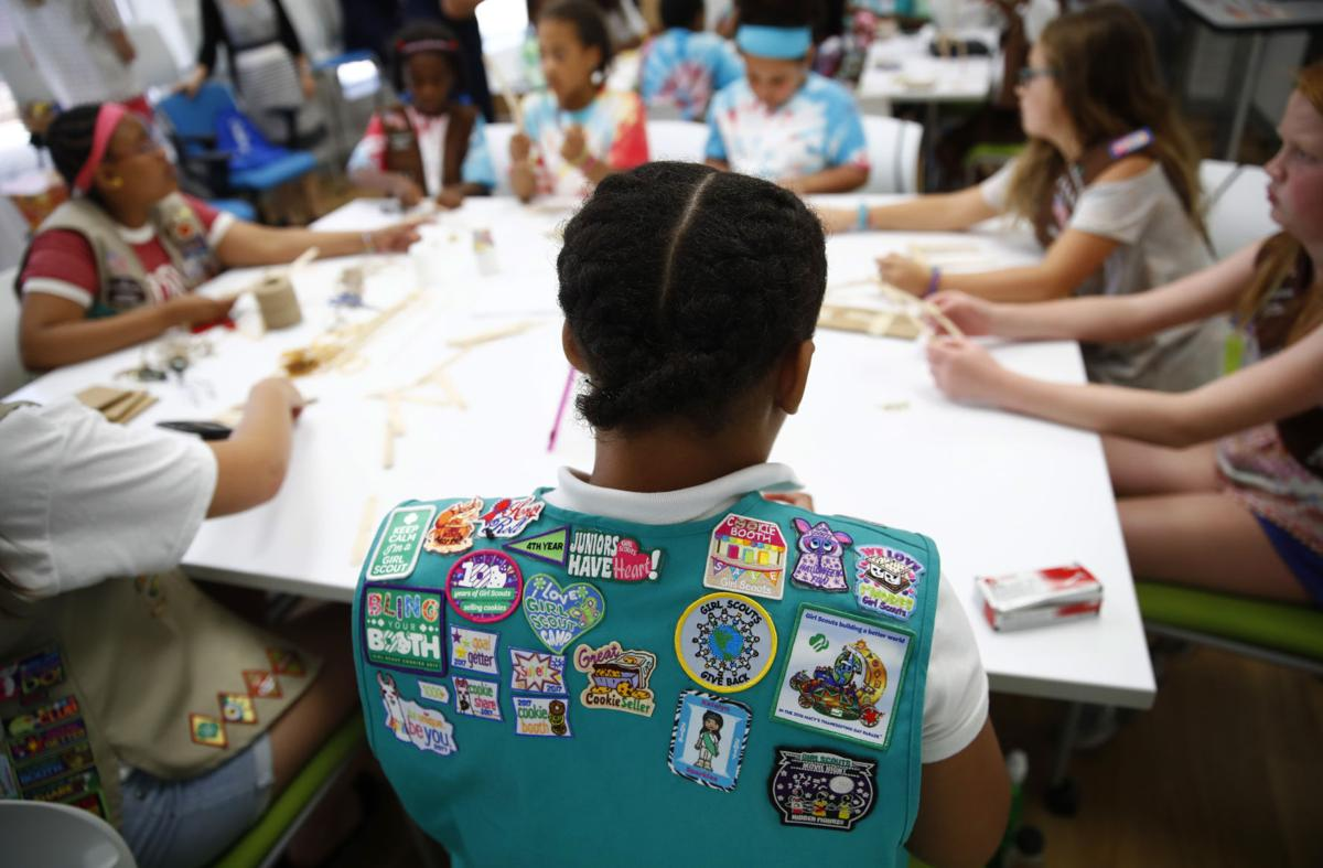 Girl Scouts New Badges