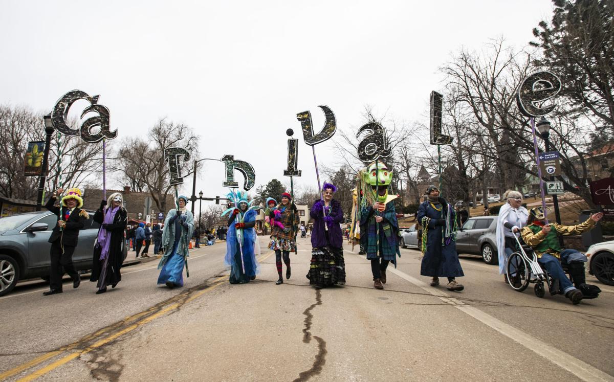 Mardi Gras comes to Colorado in Manitou Springs Carnivale