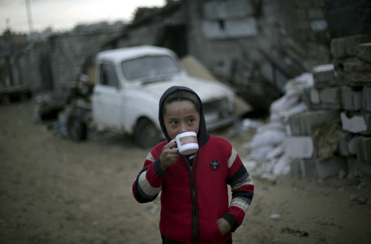 Gaza Daily Life (copy)