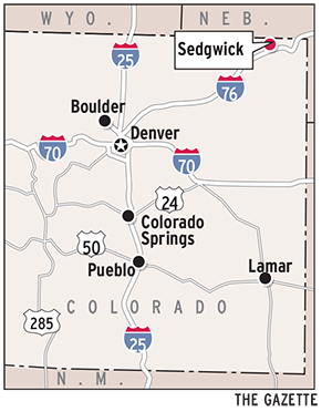 Pot on the Plains: sedgwick colorado