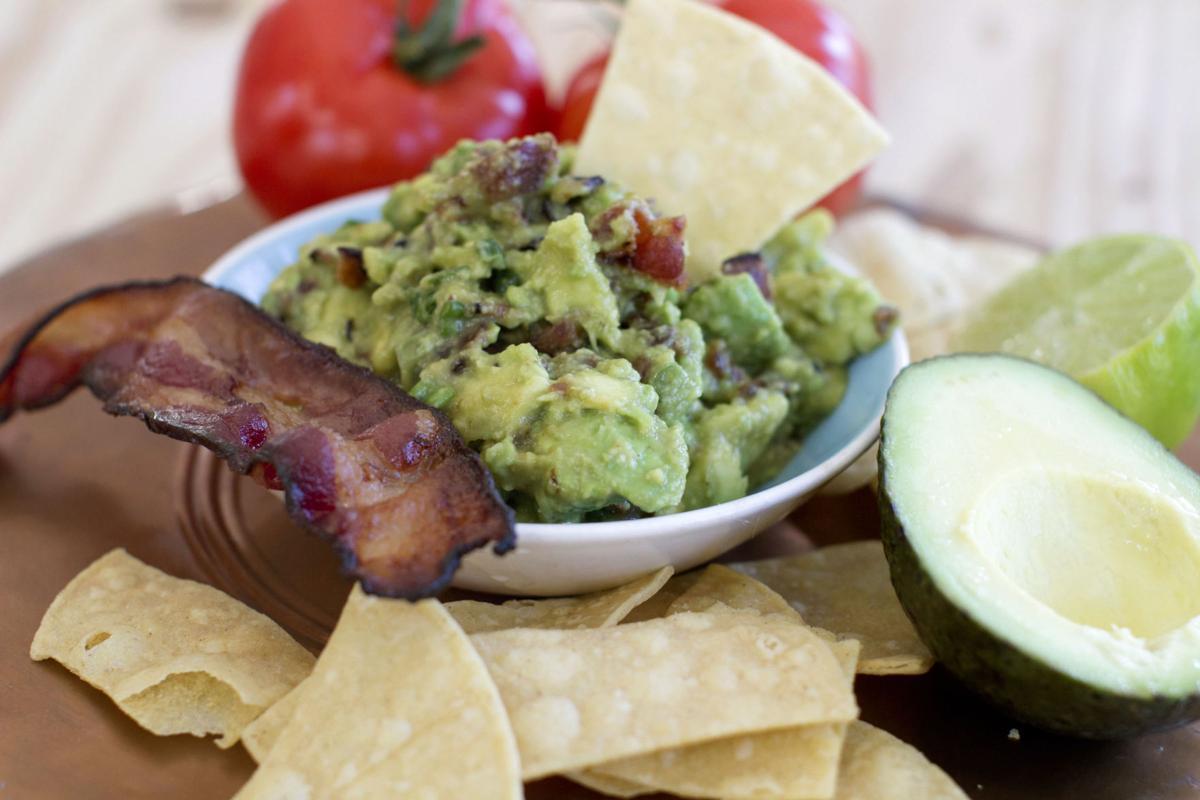 Food 10 Things Guacamole