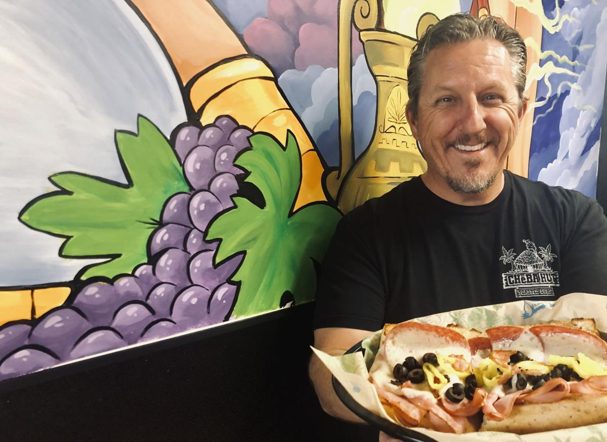Colorado Springs get new sub shop featuring a menu playing on names of marijuana strains