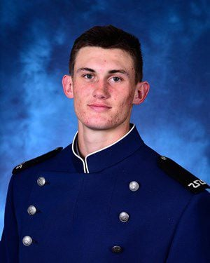 August Johnson, lacrosse, Air Force Academy