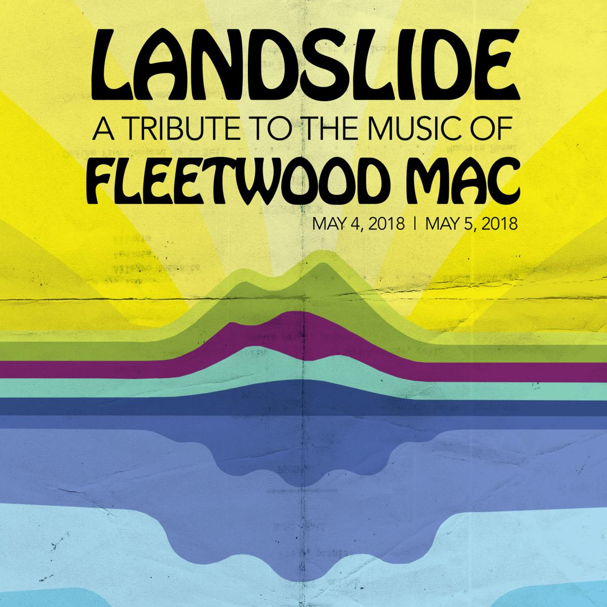"Philharmonic plans to bring it down with two-night ""Landslide"" Fleetwood Mac tribute"