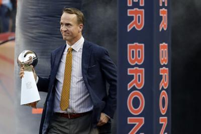 Hall of Fame Football Peyton Manning