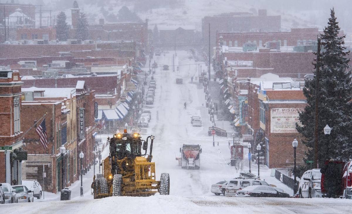 New Year's Eve forecast around Colorado Springs Expect snow ...