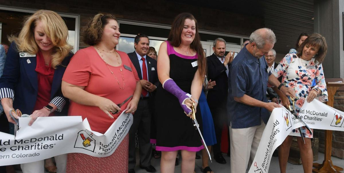 Colorado Springs's new Ronald McDonald House opens to great fanfare