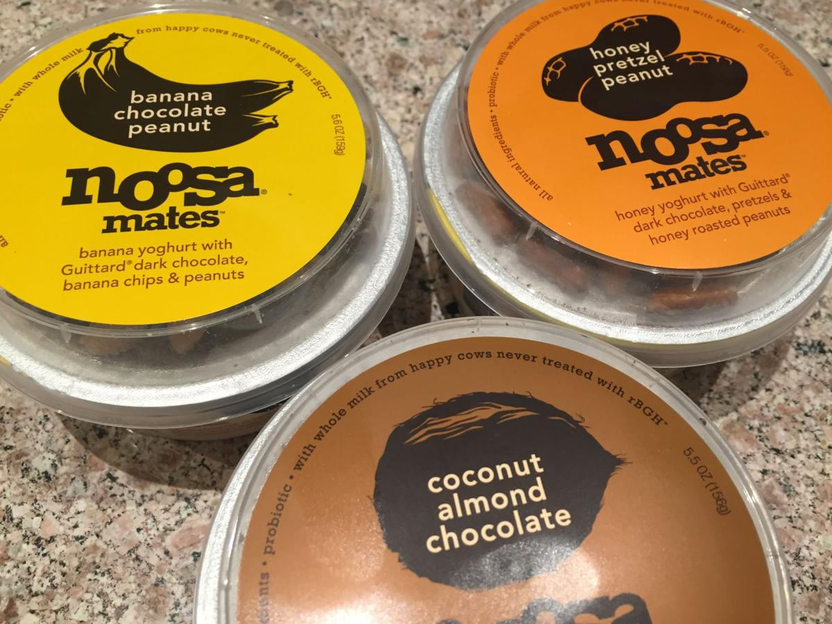 Colorado-based yogurt company offering new products, testing new concept