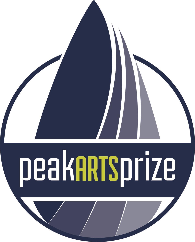 peak arts prize logo