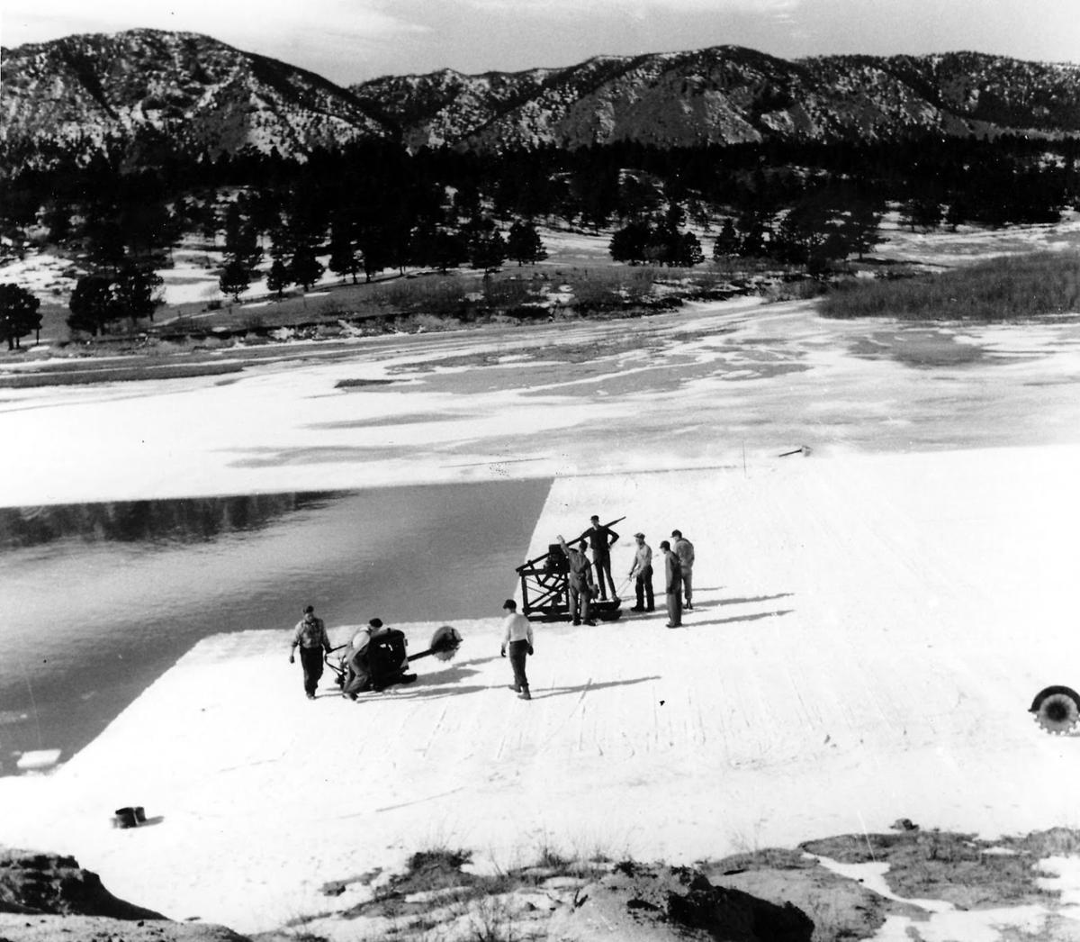 Snapshots: A black and white look at the Tri-Lakes of the past