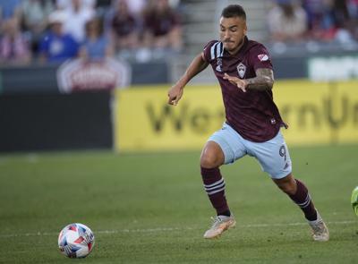 MLS Sounders Rapids Soccer
